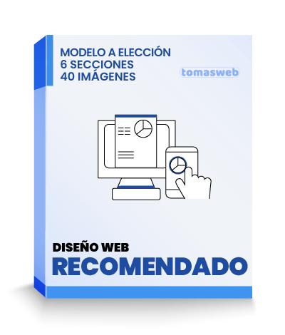 Diseño Web Recomendado