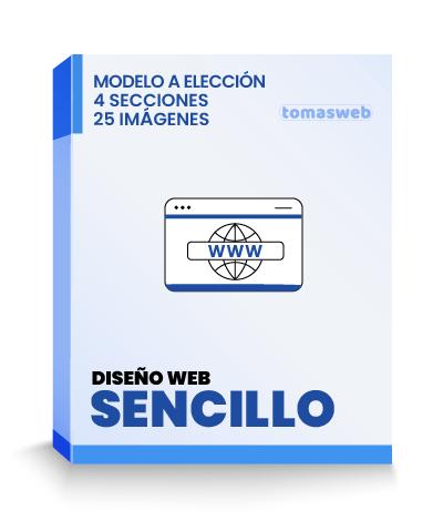 Diseño Web Sencillo