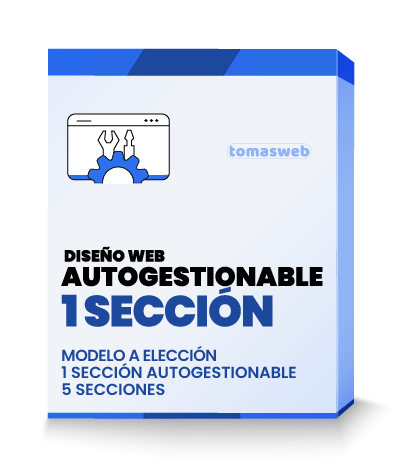 Diseño Web autogestionable Promo