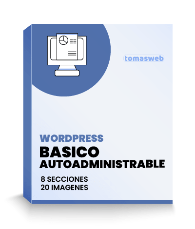 Diseño Web Wordpress Básico