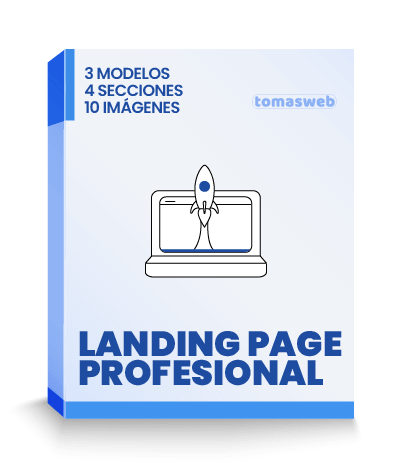 Landing Page Promocional