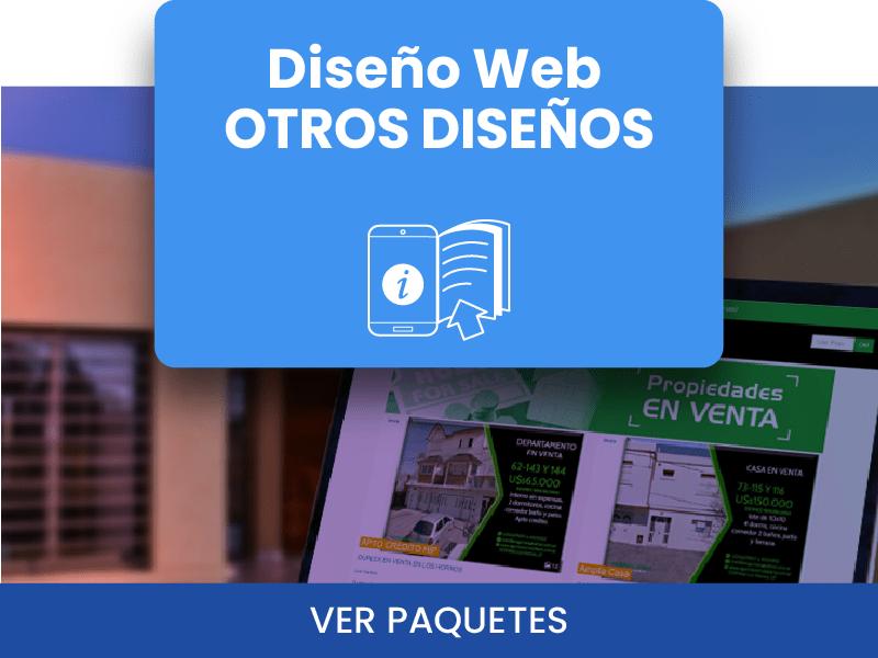 OTROS DISEÑOS WEBS
